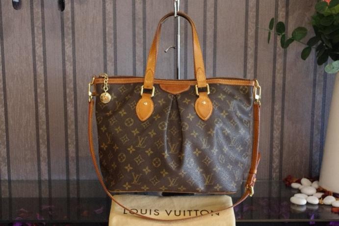 Louis Vuitton Palermo Pm